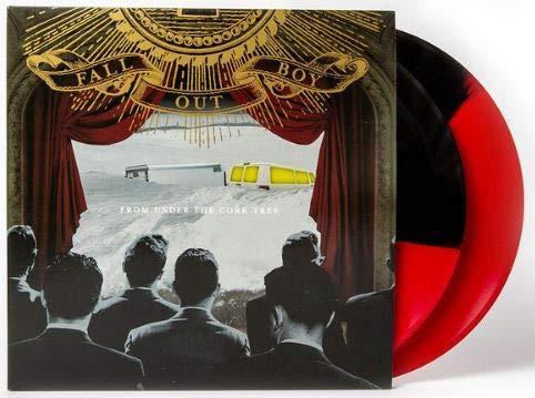 From Under The Cork Tree (Limited Edition Half Red/ Half Black 2LP Vinyl)
