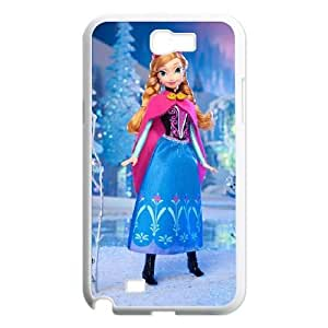 SamSung Galaxy Note2 7100 cell phone cases White Frozen fashion phone cases YEH0730561