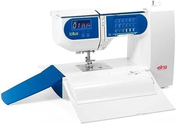 Elna LOTUS - Máquina de coser: Amazon.es: Hogar