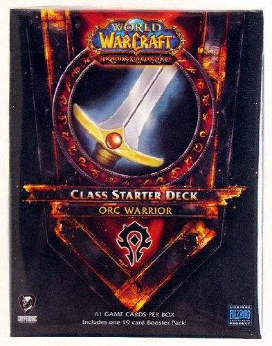 ading Card Game 2011 Spring Class Starter Deck Orc Warrior ()