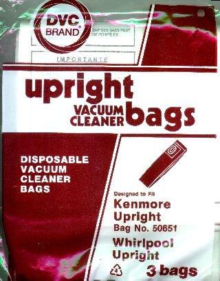 kenmore 50651 vacuum bags - 3