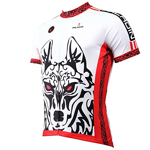 d69fc26af Solightbike Direwolf Men s Cycling Clothing Short Sleeve Breathable Novelty Cycling  Jersey Summer Bike Shirts - Buy Online in Oman.