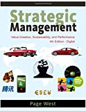 Strategic Management: Value Creation, Sustainability, and Performance (4th Edition)