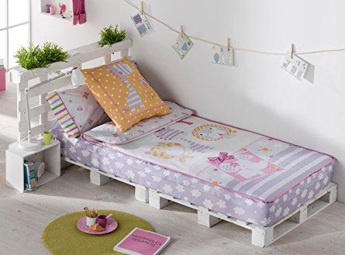 Textilonline - Saco Nordico Con Relleno Friends (Cama 90 cm): Amazon.es: Hogar