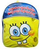 Spongebob Squarepants Boys Large Blue School Backpack.