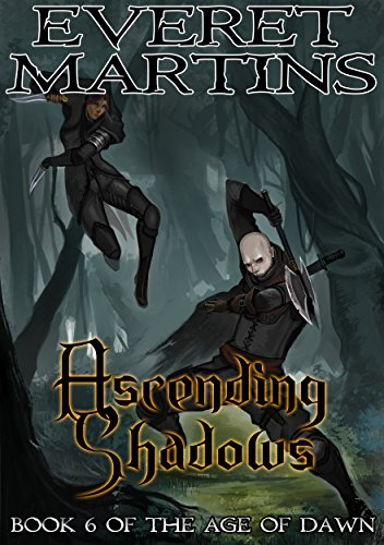 Ascending Shadows Age Dawn Book ebook