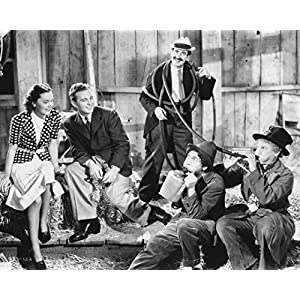 "Globe Photos ArtPrints Marx Brothers In Movie Scene - 10"" X 8"" Pop Culture Art Photographic Full Bleed Print - Premium Paper"