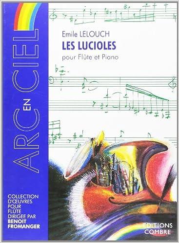 En ligne téléchargement Les Lucioles pour Flûte et piano pdf, epub ebook