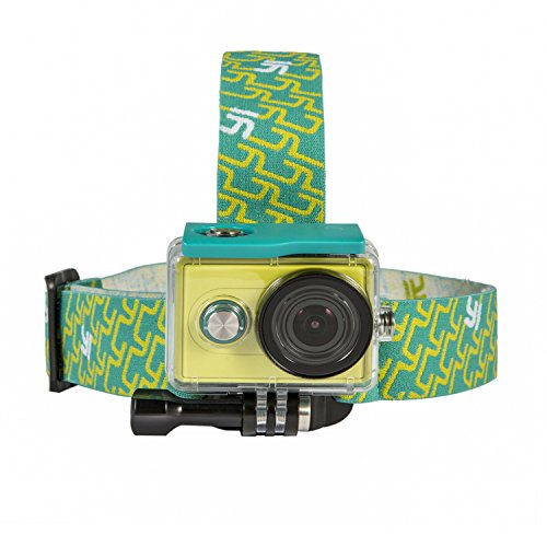 YI Head Strap Mount for Yi Action Camera Compatible with GoPro Hero