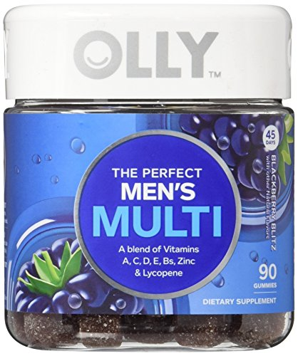 Perfect Multi Vitamin Gummy Supplements Blackberry product image