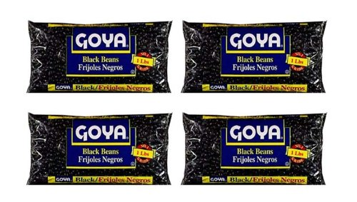 1lb (Pack of 4) (Goya Bean)