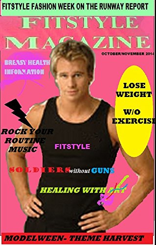 FitStyle Magazine October/November 2010 issue