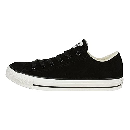 | Converse Chuck Taylor AS Black Suede Leather