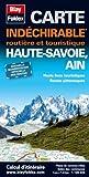 Image de Haute-Savoie, Ain. Carte Routi Re et Touristique