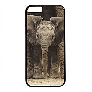 Baby Elephant Theme Iphone 6 Case (4.7inch) by runtopwell