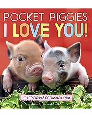 Pocket Piggies: I Love You!