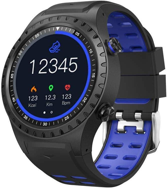 LOVOVR Reloj Inteligente, con BaróMetro/TermóMetro/BrúJula/PronóStico del Tiempo Reloj Correr, Escalar Y Escalar Rastreador De Ejercicios, Hombres Y Aventureros Impermeable Pulsera Deportiva
