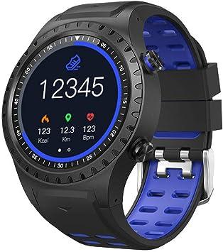 LOVOVR Reloj Inteligente, con BaróMetro/TermóMetro/BrúJula/PronóStico del Tiempo Reloj Correr, Escalar Y Escalar Rastreador De Ejercicios, Hombres Y ...