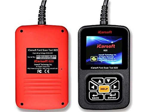 iCarsoft Vehicle Diagnostic Multi System Scanner product image