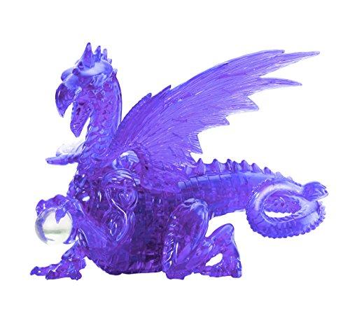 Dragon 3 D Puzzle - 3