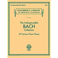 INDISPENSABLE BACH COLL - 23 F - 9781495071584