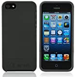 Splash Cruiser Slim Fit Polycarbonate Slider Case for iPhone 5 - BLACK