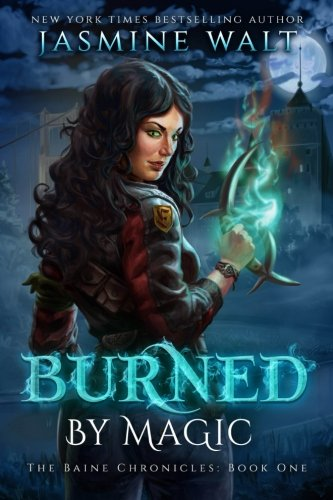 Burned Magic Baine Chronicles 1 product image