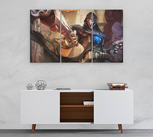 Price comparison product image Overwatch Reaper Canvas,  Poster,  Print