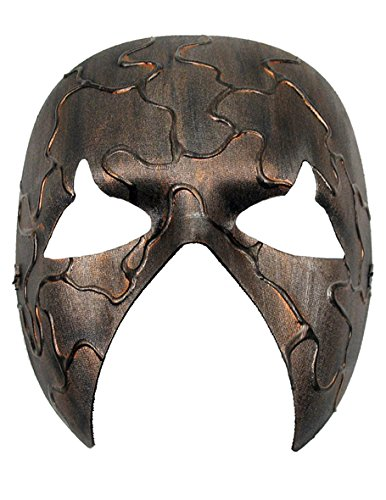 Success Creations In Vain Halloween Men's Masquerade Mask