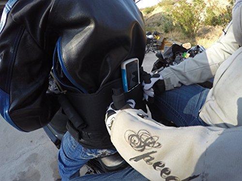 Grip-n-Ride Solid unisex-adult Passenger Safety Belt (Black,Standard: 28'' to 54'') by Grip-n-Ride (Image #4)'