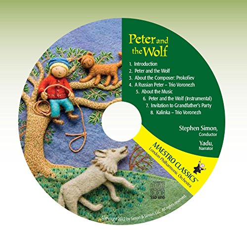 Peter and The Wolf by Maestro Classics (Image #5)