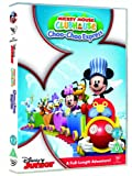 Mickey Mouse Club House: Mickey's Choo Choo [DVD + Retro Badge]