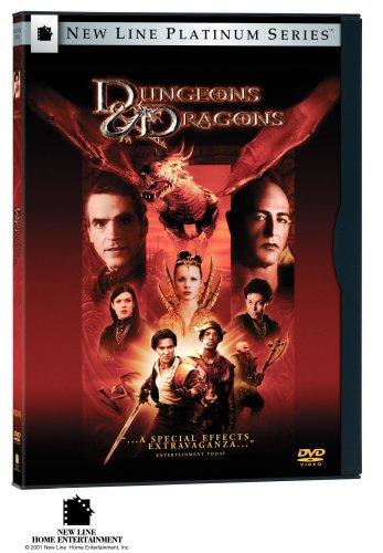 Dungeons & Dragons (New Line Platinum - Dragon 2000