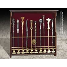 Harry Potter 1/1 scale magic wand replica dedicated display (for 10 pieces) [parallel import goods]