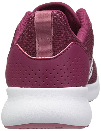 W Trace Running Women's CF Mystery White adidas Element Race Maroon Shoe Ruby wq1gZpIv