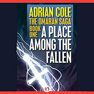 A Place Among the Fallen Audiobook
