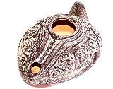 Holy Land Market Herodian Ancient Biblical Oil Lamp Replica - Antique Byzantine original style