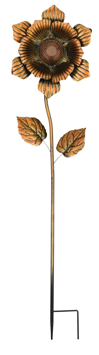 Regal Art & Gift 11260 Bluetooth Flower Stake, 52'', Gold