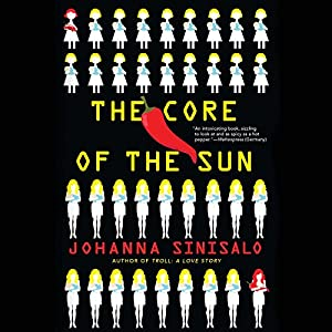 The Core of the Sun Audiobook