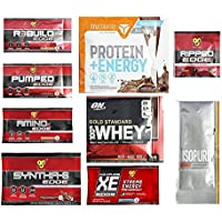 Optimum Nutrition Sample Box