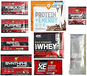 Optimum Nutrition Sample Box + $7.99 Amazon Credit