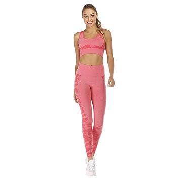 RenshenX Sport Gym Running Pilates Fitness,Conjunto ...