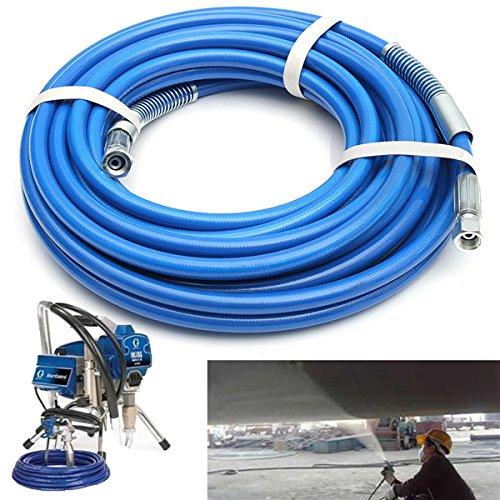 Price comparison product image QOJA airless sprayer fiber tube 13m length 1\/4 inch 5000psi airless