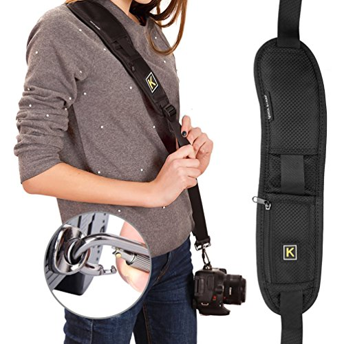 Camera Strap Nikon Cameras and Perfect for All DSLR, Anypriz