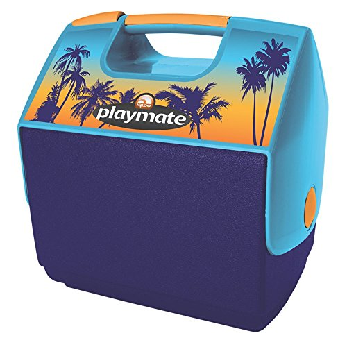 Playmate Tropical Sunset Personal Cooler