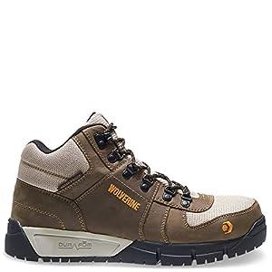 Wolverine Men's Mauler Hiker Composite Toe Waterproof Work Boot