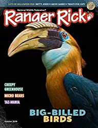 Ranger Rick is for children ages 7 and up. Each issue is packed with amazing facts, stunning photos and outdoor adventures that help kids sharpen reading skills and develop a deeper appreciation for nature. A Parent's Choice Gold Award recipient in 1...