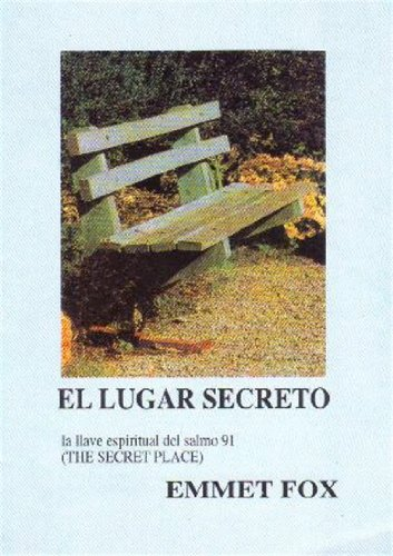 LUGAR SECRETO llave Salmo Spanish ebook product image