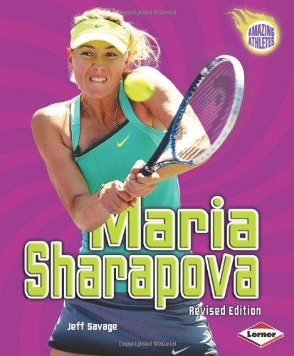 Maria Sharapova  Amazing Athletes