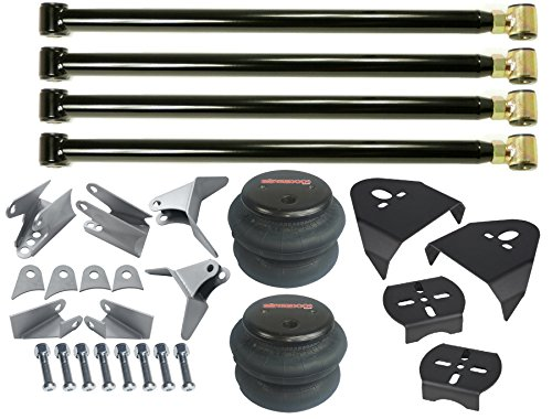 4 Link Air Bag Suspension Kits - 1